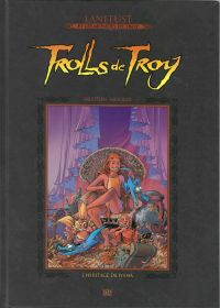 Lanfeust et les mondes de Troy T65 : Trolls de Troy - L'héritage de Waha, bd chez Hachette de Arleston, Mourier, Guth