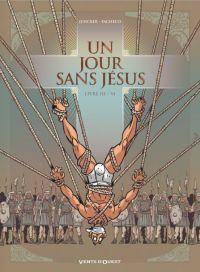 Un Jour sans Jésus T3, bd chez Vents d'Ouest de Juncker, Pacheco