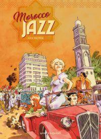 Morocco Jazz, bd chez Vents d'Ouest de Ricossé