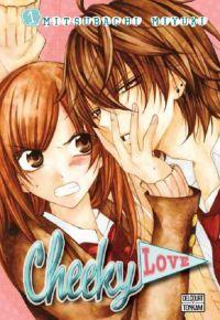 Cheeky love T1, manga chez Tonkam de Mitsubachi