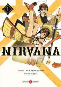 Nirvana T1, manga chez Bamboo de Sayuki, Jin