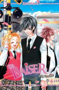 Un baiser à la vanille T4, manga chez Soleil de Yagami