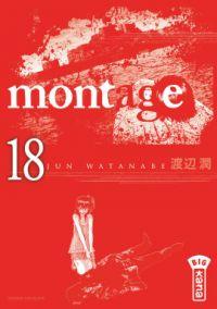 Montage T18 : , manga chez Kana de Watanabe