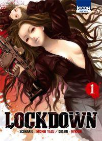 Lockdown T1 : , manga chez Ki-oon de Yazu, Nykken