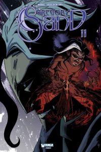 Gregory Sand T2 : L'avatar de la mort (0), comics chez Wanga Comics de Mobias, Billard