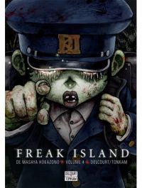 Freak island  T4 : , manga chez Delcourt de Hokazono