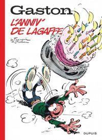 Gaston : L'anniv' de Lagaffe, bd chez Dupuis de Franquin
