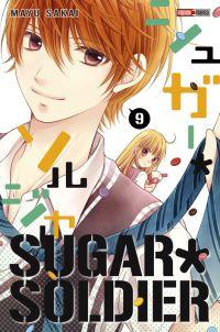 Sugar soldier T9, manga chez Panini Comics de Sakai