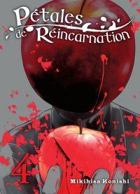 Pétales de réincarnation T4, manga chez Komikku éditions de Konishi