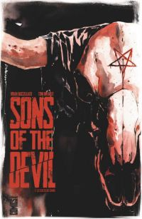 Sons of the Devil T1 : Le culte de sang, comics chez Glénat de Buccellato, Infante