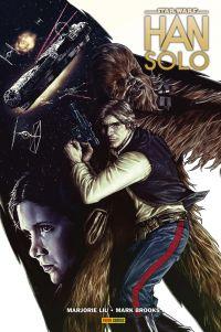 Han Solo : La course du Vide du Dragon (0), comics chez Panini Comics de Liu, Brooks, Milla, Oback, Bermejo
