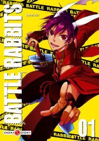 Battle rabbits T1, manga chez Bamboo de Amemiya, Ichihara