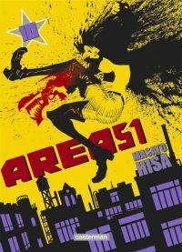 Area 51 T10 : , manga chez Casterman de Hisa