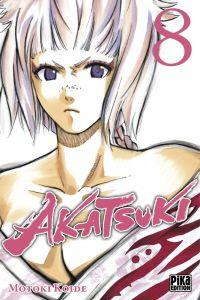 Akatsuki T8, manga chez Pika de Koide