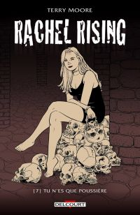 Rachel Rising T7 : Tu n'es que poussière (0), comics chez Delcourt de Moore