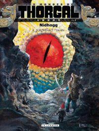 Les Mondes de Thorgal T7 : Nidhogg (0), bd chez Le Lombard de Yann, Surzhenko
