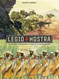 Legio Nostra, bd chez Le Lombard de Loiselet, Blary