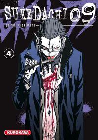 Sukedachi 09 T4, manga chez Kurokawa de Kishimoto
