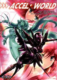 Accel world T7, manga chez Ototo de Kawahara, Aigamo