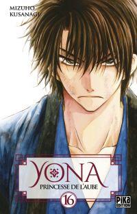 Yona, princesse de l'aube  T16, manga chez Pika de Mizuho