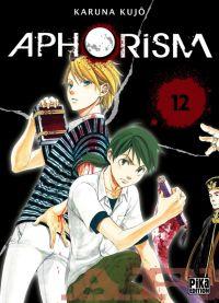 Aphorism T12, manga chez Pika de Karuna