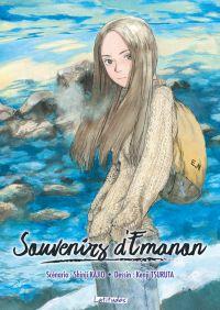 Souvenirs d'Emanon, manga chez Ki-oon de Kajio, Tsuruta