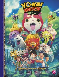 Yo-kai watch - Jibanyan à travers le temps !, bd chez Nobi Nobi! de Esquivel, Francisco