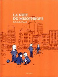 La Nuit du Misothrope, bd chez Atrabile de Piquet