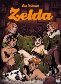 Zelda : La lutte continue (0), bd chez EP Editions de Neidestam