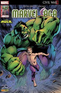 Marvel Saga T5 : Le Hulk du miroir (0), comics chez Panini Comics de Pak, Benjamin, Latorre, Davis, Choi, Martin jr, Sotomayor, Crossley