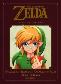 The legend of Zelda - Oracle Of Seasons / Oracle of ages : Perfect edition (0), manga chez Soleil de Himekawa