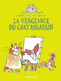 Le Chat assassin T3 : La vengeance du chat assassin (0), bd chez Rue de Sèvres de Deiss
