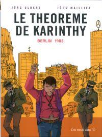 Le Théorème de Karinthy T2 : Berlin 1983 (0), bd chez Des ronds dans l'O de Ulbert, Maillet