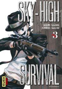 Sky-high survival T3, manga chez Kana de Miura, Oba