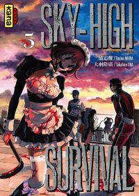 Sky-high survival T5, manga chez Kana de Miura, Oba