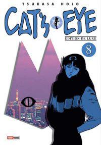 Cat's Eye - Edition Deluxe T8, manga chez Panini Comics de Hôjô