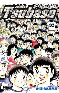 Captain Tsubasa T37, manga chez Glénat de Takahashi