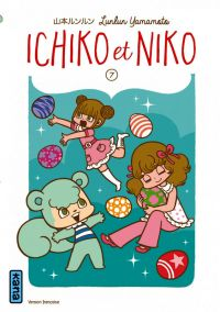 Ichiko & Niko T7, manga chez Kana de Yamamoto