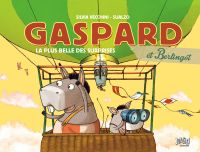 Gaspard et Berlingot T2 : La plus belle des surprises (0), bd chez Jungle de Vecchini, Sualzo