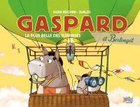 Gaspard et Berlingot T2 : La plus belle des surprises (0), bd chez Jungle de Vecchini, Sualzo