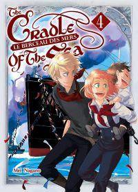 The cradle of the sea - Le berceau des mers T4 : , manga chez Komikku éditions de Nagano