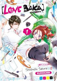 Love baka T1, manga chez Kurokawa de Sakurai
