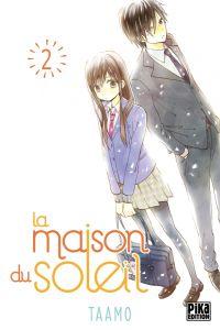 La maison du soleil  T2, manga chez Pika de Taamo