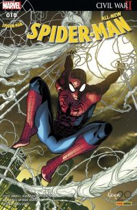 All-New Spider-Man T10 : Mission spéciale (0), comics chez Panini Comics de David, Slott, Gage, Silva, Foreman, Sliney, Rosenberg, Gracia, Beredo, Kuder