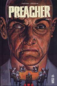 Preacher T5, comics chez Urban Comics de Ennis, Dillon, Rambo, Fabry