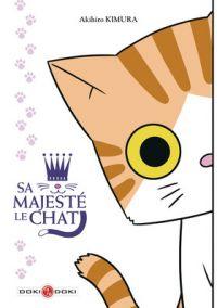 Sa majesté le chat, manga chez Bamboo de Kimura