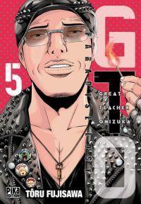 GTO - Paradise Lost T5, manga chez Pika de Fujisawa