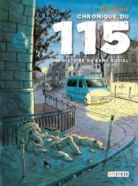 Chronique du 115, bd chez Steinkis de Massot