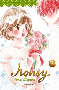 Honey T7, manga chez Soleil de Meguro