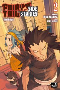 Fairy tail Side stories T2 : Road knight (0), manga chez Pika de Mashima, Shibano